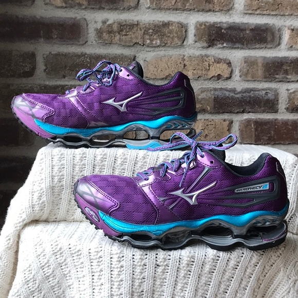 mizuno wave prophecy 2 purple